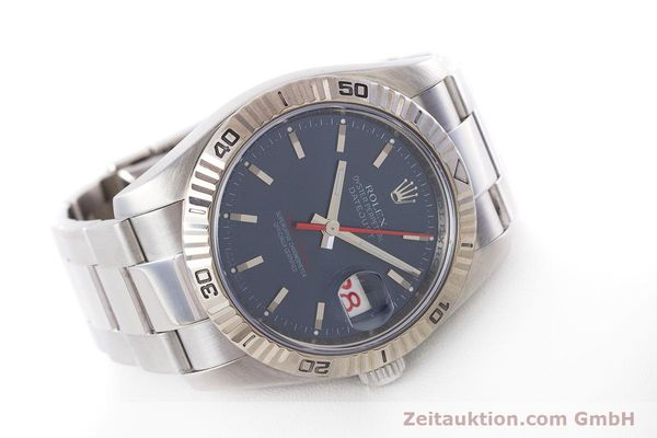 Used luxury watch Rolex Datejust steel / white gold automatic Kal. 3135 Ref. 116264  | 161232 03