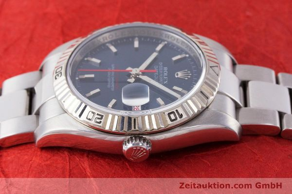 Used luxury watch Rolex Datejust steel / white gold automatic Kal. 3135 Ref. 116264  | 161232 05