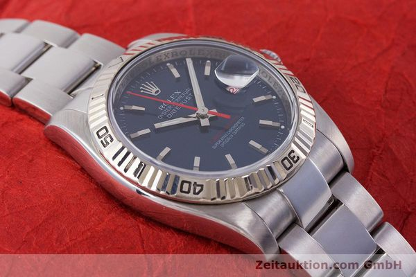 Used luxury watch Rolex Datejust steel / white gold automatic Kal. 3135 Ref. 116264  | 161232 14