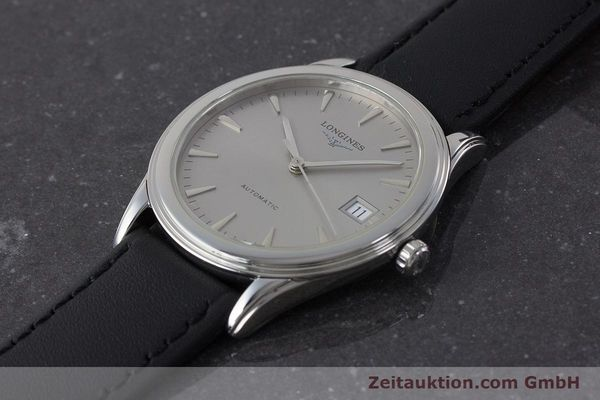 Used luxury watch Longines Flagship steel automatic Kal. L619.2 Ref. L4.717  | 161234 01