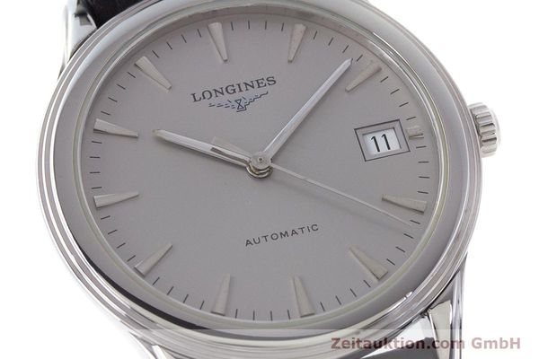 Used luxury watch Longines Flagship steel automatic Kal. L619.2 Ref. L4.717  | 161234 02