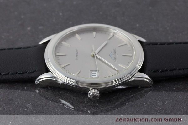 Used luxury watch Longines Flagship steel automatic Kal. L619.2 Ref. L4.717  | 161234 05