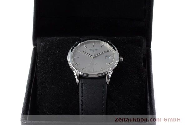 Used luxury watch Longines Flagship steel automatic Kal. L619.2 Ref. L4.717  | 161234 07