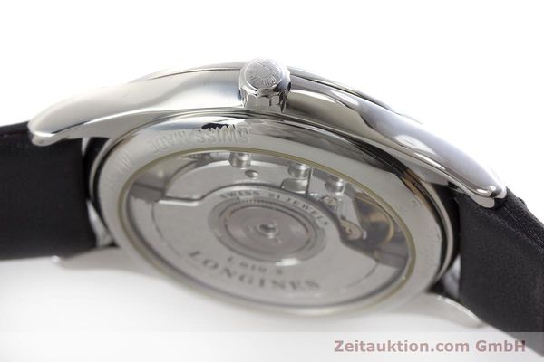 Used luxury watch Longines Flagship steel automatic Kal. L619.2 Ref. L4.717  | 161234 08