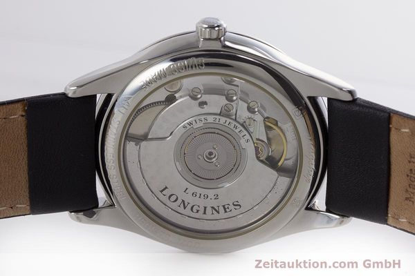 Used luxury watch Longines Flagship steel automatic Kal. L619.2 Ref. L4.717  | 161234 09