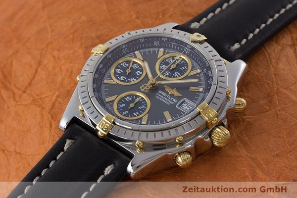 Used luxury watch Breitling Chronomat chronograph steel automatic Kal. B2 ETA 7750 Ref. B13050.1  | 161235 01
