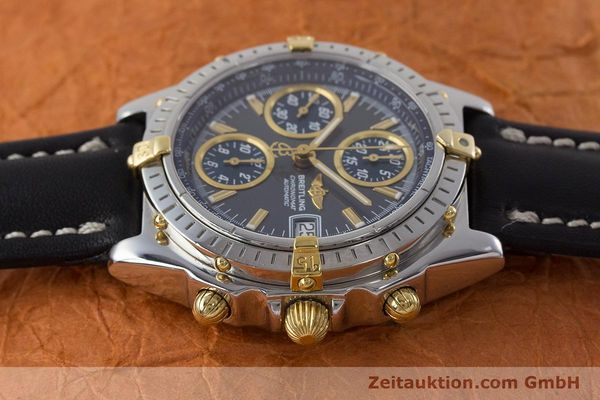 Used luxury watch Breitling Chronomat chronograph steel automatic Kal. B2 ETA 7750 Ref. B13050.1  | 161235 05