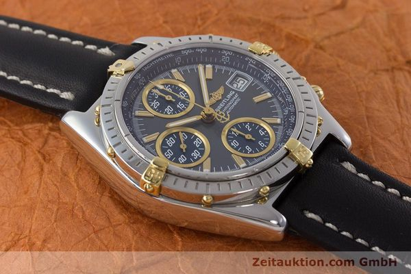 Used luxury watch Breitling Chronomat chronograph steel automatic Kal. B2 ETA 7750 Ref. B13050.1  | 161235 14