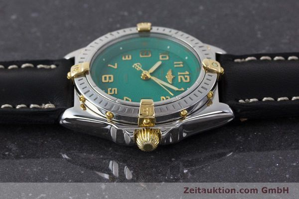 Used luxury watch Breitling Wings steel / gold quartz Kal. B67 Ref. B67050  | 161236 05