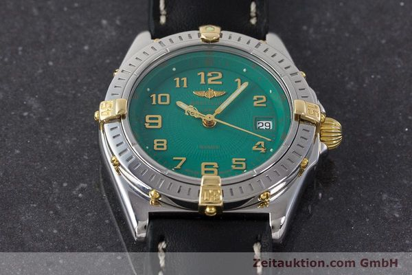 Used luxury watch Breitling Wings steel / gold quartz Kal. B67 Ref. B67050  | 161236 13