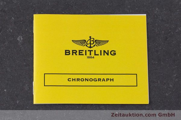 Used luxury watch Breitling Colt chronograph steel automatic Kal. B13 ETA 7750 Ref. A13035.1  | 161238 11
