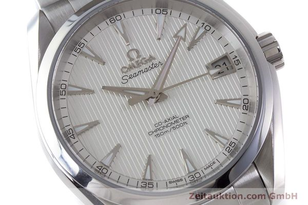 Used luxury watch Omega Seamaster steel automatic Kal. 8500 Ref. 23110392102001  | 161245 02