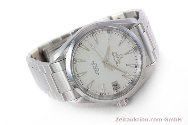 Used luxury watch Omega Seamaster steel automatic Kal. 8500 Ref. 23110392102001  | 161245 03