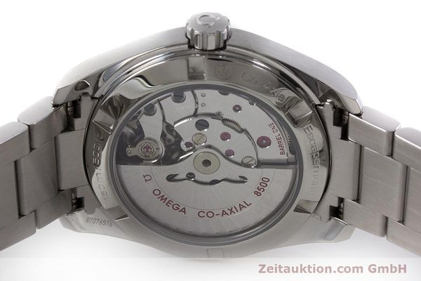 Used luxury watch Omega Seamaster steel automatic Kal. 8500 Ref. 23110392102001  | 161245 09