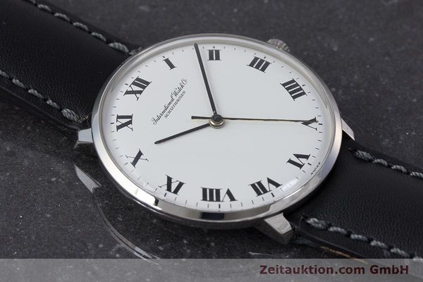 Used luxury watch IWC Portofino steel manual winding Kal. 402 Ref. 1410 VINTAGE  | 161248 13