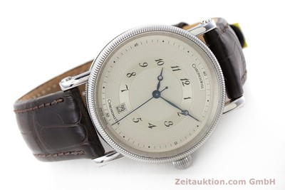 CHRONOSWISS KAIROS STEEL AUTOMATIC KAL. ETA 2892A2 LP: 3700EUR [161249]