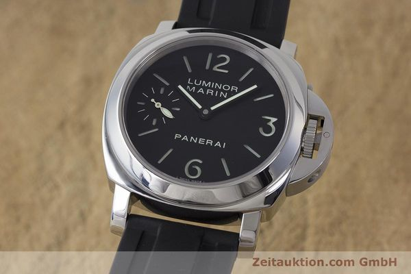 Used luxury watch Panerai Luminor Marina steel manual winding Kal. ETA B99501 Ref. OP6567  | 161251 04