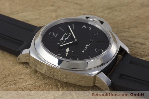 Used luxury watch Panerai Luminor Marina steel manual winding Kal. ETA B99501 Ref. OP6567  | 161251 16