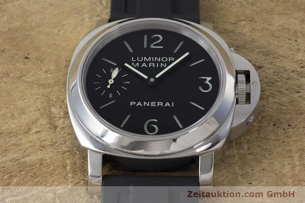 Used luxury watch Panerai Luminor Marina steel manual winding Kal. ETA B99501 Ref. OP6567  | 161251 17