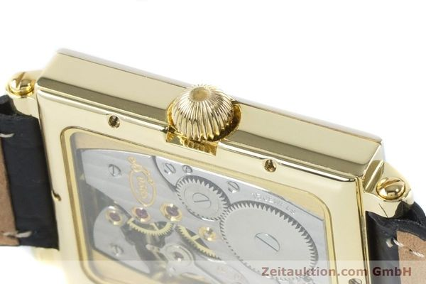 Used luxury watch Chronoswiss Hora 18 ct gold manual winding Ref. CH1351  | 161257 08