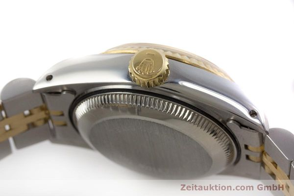 Used luxury watch Rolex Lady Datejust steel / gold automatic Kal. 2135 Ref. 69173  | 161258 11