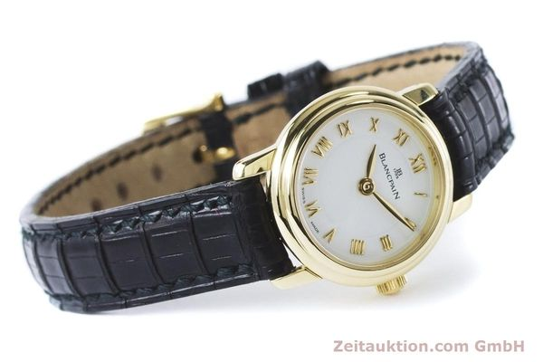 Used luxury watch Blancpain Ladybird 18 ct gold manual winding Kal. 610  | 161263 03