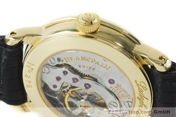 Used luxury watch Blancpain Ladybird 18 ct gold manual winding Kal. 610  | 161263 08