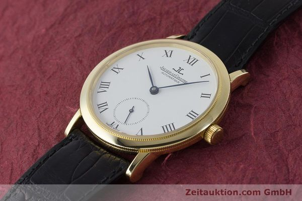 Used luxury watch Jaeger Le Coultre Gentilhomme 18 ct gold automatic Kal. 891 Ref. 155.1.9  | 161264 01