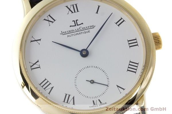 Used luxury watch Jaeger Le Coultre Gentilhomme 18 ct gold automatic Kal. 891 Ref. 155.1.9  | 161264 02