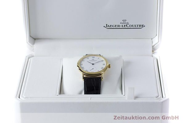Used luxury watch Jaeger Le Coultre Gentilhomme 18 ct gold automatic Kal. 891 Ref. 155.1.9  | 161264 07