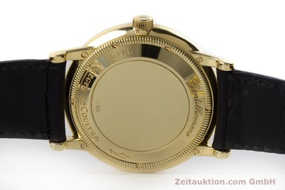 JAEGER LE COULTRE GENTILHOMME 18 CT GOLD AUTOMATIC KAL. 891 LP: 13800EUR [161264]