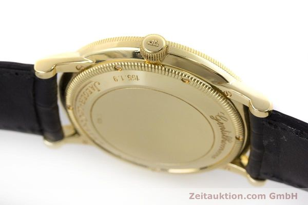 Used luxury watch Jaeger Le Coultre Gentilhomme 18 ct gold automatic Kal. 891 Ref. 155.1.9  | 161264 12