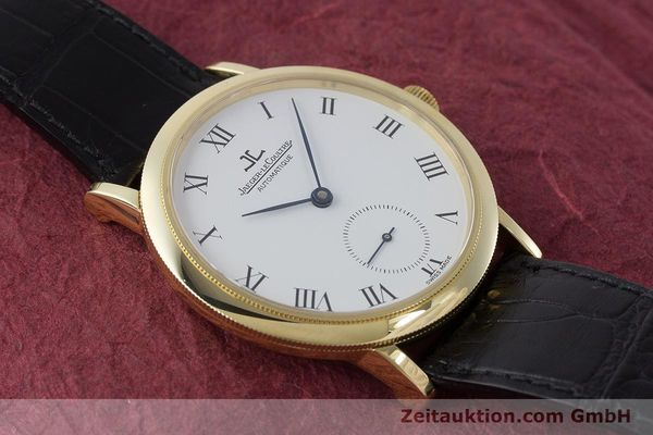 Used luxury watch Jaeger Le Coultre Gentilhomme 18 ct gold automatic Kal. 891 Ref. 155.1.9  | 161264 18