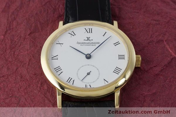 Used luxury watch Jaeger Le Coultre Gentilhomme 18 ct gold automatic Kal. 891 Ref. 155.1.9  | 161264 19