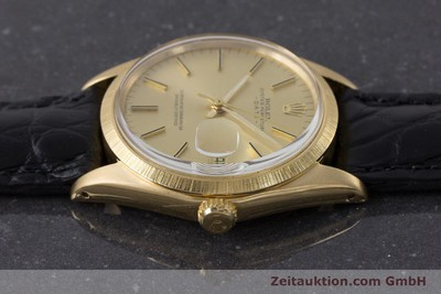 ROLEX DATE 18 CT GOLD AUTOMATIC KAL. 1570 LP: 20100EUR [161267]