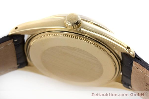 Used luxury watch Rolex Date 18 ct gold automatic Kal. 1570 Ref. 1511  | 161267 11