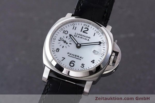 PANERAI LUMINOR MARINA ACIER AUTOMATIQUE KAL. ETA A05511 LP: 5900EUR  [161276]