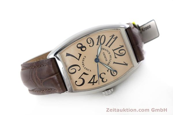Used luxury watch Franck Muller Casablanca steel automatic Kal. 2800 Ref. 2852  | 161293 03