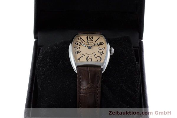 Used luxury watch Franck Muller Casablanca steel automatic Kal. 2800 Ref. 2852  | 161293 07
