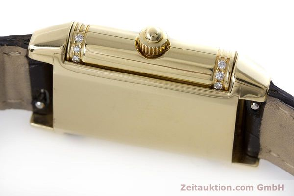 Used luxury watch Jaeger Le Coultre Reverso 18 ct gold manual winding Kal. 844 Ref. 266.1.44  | 161294 08