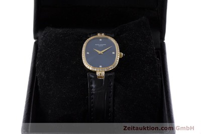 PATEK PHILIPPE ELLIPSE 18 CT GOLD MANUAL WINDING KAL. 16-250 LP: 24790EUR [161295]