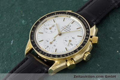 OMEGA SPEEDMASTER CHRONOGRAPH 18 CT GOLD AUTOMATIC KAL. ETA 2890-2 LP: 14200EUR [161297]