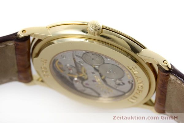 Used luxury watch Blancpain Villeret 18 ct gold manual winding Kal. 21  | 161298 08