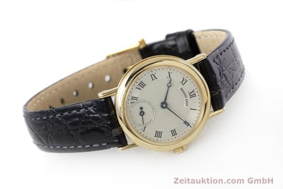 BREGUET CLASSIQUE 18 CT GOLD MANUAL WINDING KAL. 8131-4 LP: 11700EUR [161299]