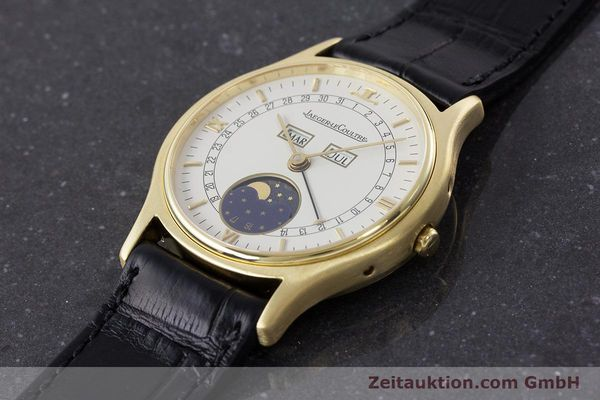 Used luxury watch Jaeger Le Coultre * 18 ct gold automatic Kal. 900 Ref. 141.119.1  | 161300 01