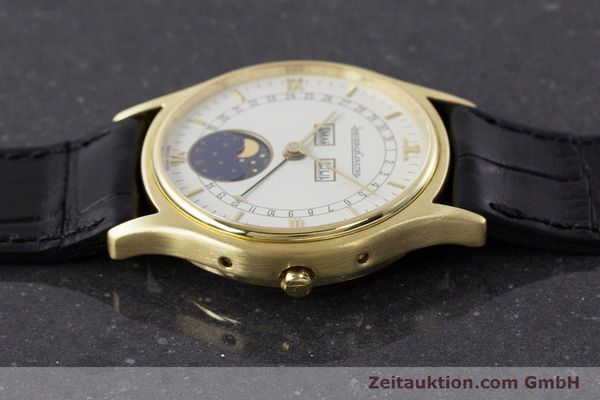 Used luxury watch Jaeger Le Coultre * 18 ct gold automatic Kal. 900 Ref. 141.119.1  | 161300 05