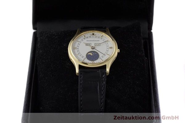 Used luxury watch Jaeger Le Coultre * 18 ct gold automatic Kal. 900 Ref. 141.119.1  | 161300 07