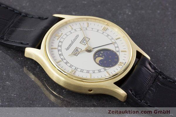 Used luxury watch Jaeger Le Coultre * 18 ct gold automatic Kal. 900 Ref. 141.119.1  | 161300 14
