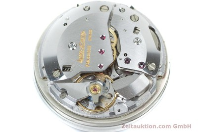 JAEGER LE COULTRE MEMOVOX STEEL MANUAL WINDING KAL. 911 LP: 0EUR [161302]