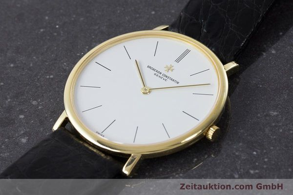 Used luxury watch Vacheron & Constantin * 18 ct gold manual winding Kal. 1003/1 Ref. 33060  | 161307 01